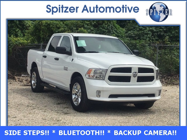 Pre-Owned 2018 Ram 1500 ST