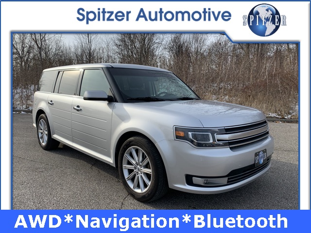 Pre-Owned 2016 Ford Flex Limited