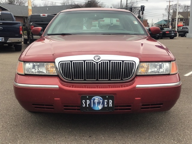 Pre-Owned 2000 Mercury Grand Marquis LS
