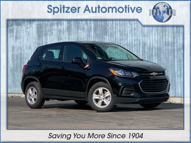 new 2019 chevrolet trax ls 4d sport utility in elyria #19lt415 | spitzer  auto group