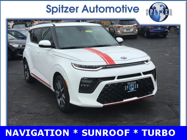 New 2020 Kia Soul Gt Line Turbo 4d Hatchback In Elyria 20ck050