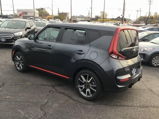 New 2020 Kia Soul Gt Line Turbo 4d Hatchback In Elyria 20ck373