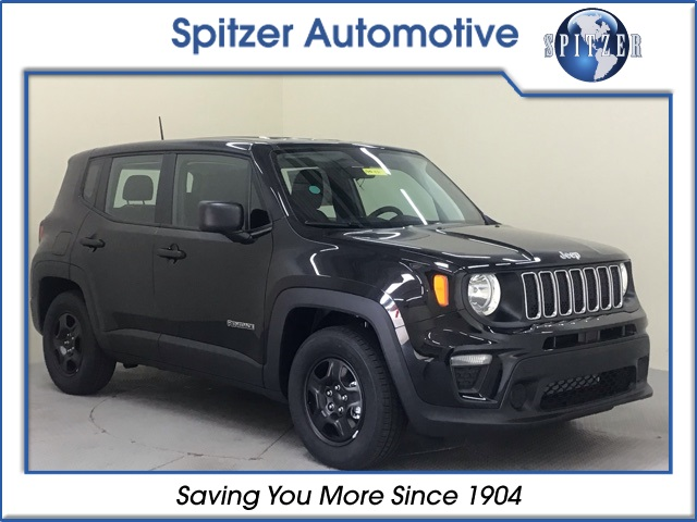 Prix Jeep Renegade >> New 2019 Jeep Renegade Sport 4d Sport Utility In Elyria 19ma401
